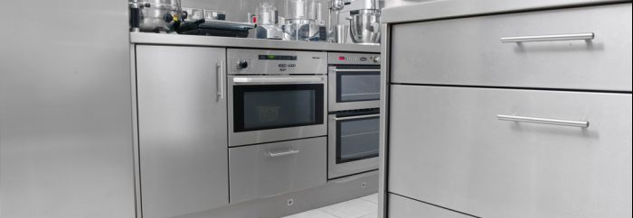 Stainless Steel Cabinets With Handles