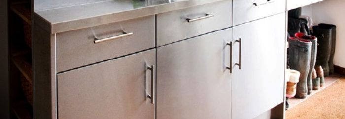 Hybrid Base Cabinets With Drawers