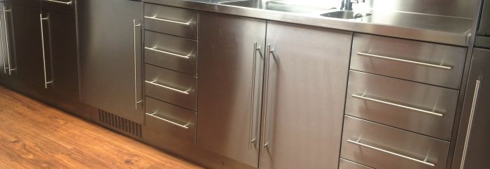 Stainless Steel Kitchen Drawer Kitchen Doors Drawer Fronts Cavendish