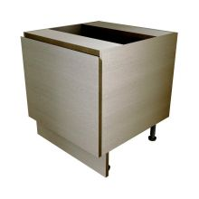 Handleless Butler Sink Single Base Cabinet