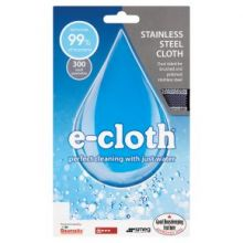 E-Cloth (Satin Finish Stainless Steel)
