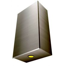Handleless Single Door (with Hinge Door) Wall Cabinet With Lights