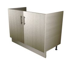 Double Door Sink/Hob Base Cabinet