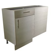 Straight Corner Base Cabinet With Drawer