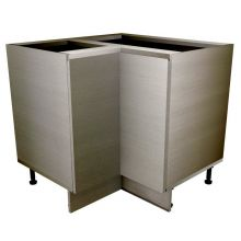 Handleless L Shaped Corner Base Cabinet
