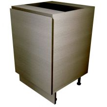 Handleless Single Door Base Cabinet
