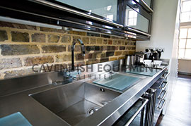 Stainless Steel Kitchen Gallery